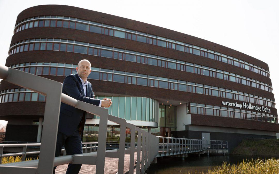 Waterschap Hollandse Delta beheert gronden met P8!