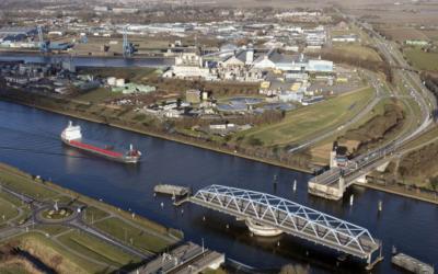 North Sea Port implementeert P8 Software